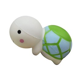 Slow Rising Toy UMFun Cute Tortoise Squishy Slow Rising Cream Scented Decompression Toys