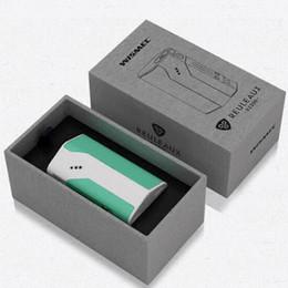 RX200W TC Mods Temp Control TC VW Mode Electronic Cigarette Box Mod With OLED Display Gift Box DHL Free TZ609