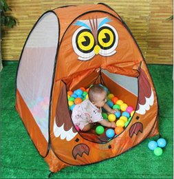 Free Shipping Cute Owl Model Play Tent  Funny Children Toys Novetly Children Tent Toys,New Outdoor Indoor ent for Children
