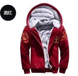 Promotion coton ouaté korean veste de baseball L'homme en cachemire épais Hoodie en automne et en hiver loisirs jeunesse uniforme de baseball veste pour hommes marée coréenne