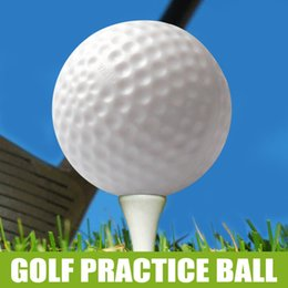 Wholesale 50Pcs Outdoor Golf Practice Sports Plastic Training Balls Wholesales