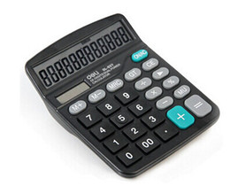 Wholesale 2015 Cheap In Stock Office School Suppliers Calculators Real Images Durable Electronic Calculators for Student Gifts
