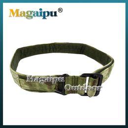 wholesale-belts Brand nylon belt Canvas Belts Outdoor Fashion Tactical Webbing Hunting Belt Buckle Metal Tactical belt