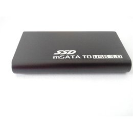 Wholesale SSD Enclosures External Solid State Drives Cases Shells Covers USB3 External Solid State Drives Disks SSD Enclosures MI MM3