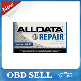 Wholesale Latest version alldata auto repair software alldata alldata mitchell ondemand best selling with tb hdd free ship