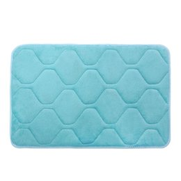 Wholesale New Listing Modern Memory Foam Mat Bath Rug Shower Non slip Floor Carpet Home Decor Floor Rug alfombras For Better Life