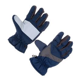 Winter Outdoor Sport Mountain Skiing Gloves Windstopper Waterproof Warm Snowboard Below Zero Nylon Ski Cycling Gloves Men Women