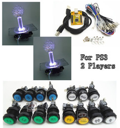 Wholesale kit of V LIGHTING players PC PS IN Arcade to USB controller player MAME Multicade Keyboard Encoder USB to Jamma