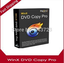 WinX DVD Copy Pro v3.6.5.0 English registered version of DVD Copy DVD Conversion