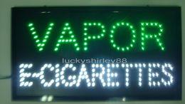 Wholesale Hot sale custom neon signs led neon vapor e cigarettes sign led vapor e cigarettes sign board indoor