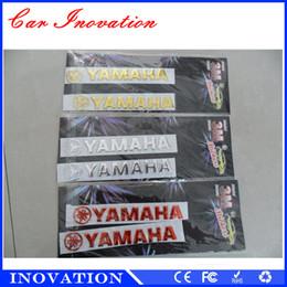 Wholesale Soft ABS Honda YAMAHA SUZUKI Chrome Finish Soft Automobile and Car Motorcycle Emblem Sticker