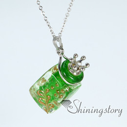 essential oil necklace wholesale handmade glass aromatherapy necklaces essential oil necklace wholesale aromatherapy necklaces vintage perfu