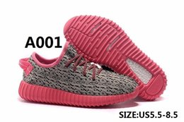 Wholesale Sales Magista Obra Kanye West Boot Women Run Shoes All Appropriate Pure Red Fashion Shoes Breathable Shoes Casual Shoes