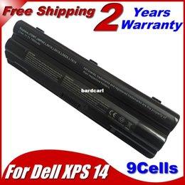 Wholesale Cells Laptop Battery For Dell XPS L502X L702X L401X L501X L701X J70W7 JWPHF R795X WHXY3