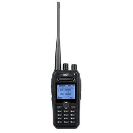 Wholesale Portable Walkie Dual Band Dual Frequency VHF136 MHz UHF400 MHz FM Transceiver W CH VOX DTMF Two Way Radio A7180A