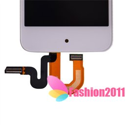 Wholesale For iPod Touch LCD Display Digitizer Touch Screen Glass Assembly for iPod Touch Black White by DHL C