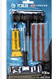 Wholesale Lowest price set of Tools for Car Repair Equipment Tubeless Tire Repair Kit Tyre Puncture Plug Motorcycle Car Bike Auto