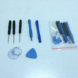 Wholesale 7pcs in Screwdriver Opening Pry Tool Repair Kit Set for iPhone G S C S G for ipad for ipod Best price by dhl
