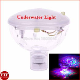 Wholesale Hot Patterns Disco Aqua Underwater Glow Show Pond Cool LED Spa Tub Pool Light