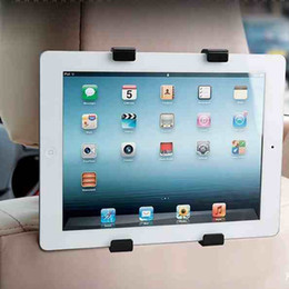 Wholesale Universal Stand Car Back Seat Mount Holder For Tablet Car Headrest Mount Kit Stand