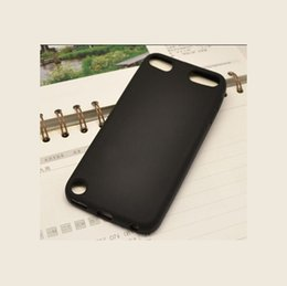Wholesale 20 DHL For Apple iPod touch th Generation silicone Rubber Cover Case Soft Skin