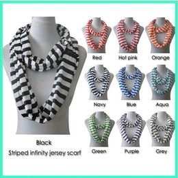 New High quality Wave Chevron Infinity Scarf Women and Teens Circle Loop scarf circle ring scarf Loop scarf