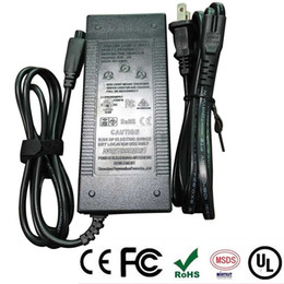 Wholesale Scooter Charger for Universal Charger Battery Charger Replacement for Electric Scooter Parts Accessories US UK AU EU Plugs V A