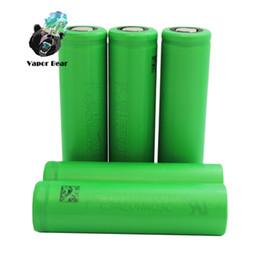 Wholesale 2016 Original Sony VTC5 Battery Electronic Cigarette Batteries mah a High Drain v For Ecig Box Mod By Fedex Free Ship