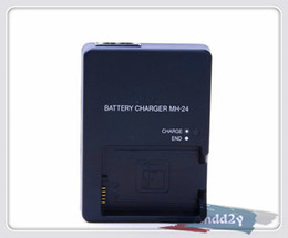 battery charger for nikon EN-EL14 ENEL14 MH24 MH-24 P7000 D3100 D5100 battery charger USA1021 DHL Free Shipping