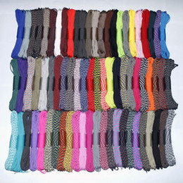 Wholesale Promotion Sales Paracord Parachute Cord Lanyard Rope Mil Spec Type Climbing Camping Survival Equipment MA0073