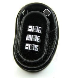 Clés les mots de passe en Ligne-Mode Hot 3-Dial Trigger Gun Password Lock Key Pour Rifle Pistol armes à feu