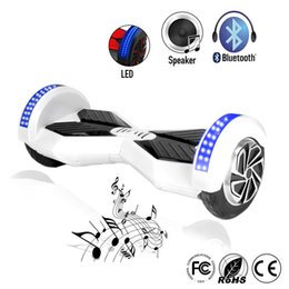 Wholesale Hoverboard Smart Balance Wheel inch Self Balancing Electric Scooter Two Wheels Bicycle mAh year warranty Smart Scooter