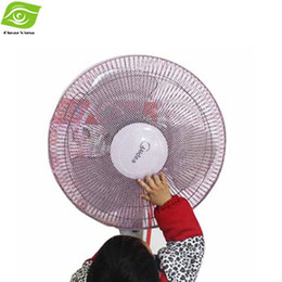 Wholesale 5Pcs Home Necessary Nylon Fan Cover Best For Kids Safety Fan Net Electric Fan Dust Protection Cover dandys