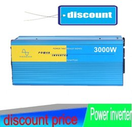 Wholesale CE SGS RoHS Approved inverter w pure sine wave inversores inversor frequency converter hz