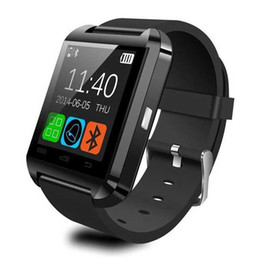 Bluetooth Smart Watch WristWatch U8 UWatch Unisex for Samsung Xiaomi Huawei S4 Note 2 Note 3 HTC LG Android Smartphones 2015 New