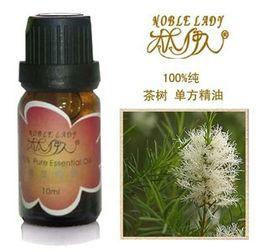 Wholesale Tea tree essential oil australian tea tree oil acne oil control whitening anti inflammatory oil10ml acne scar removing essential