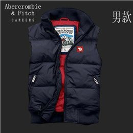 MENS DOWN JACKET COAT gilet TAILLE S M L XL rouge gris foncé bleu noir en bas manteau Thicken hoodie White duck down supplier red vest for à partir de gilet rouge pour fournisseurs
