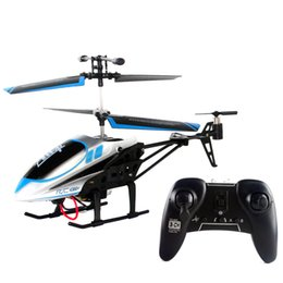Wholesale-color gift box package 3.5 Channel Mini RC Helicopter Built in Gyroscope