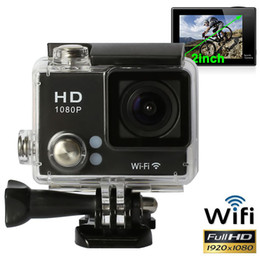 New SJ4000 1080P Full HD Wifi Wireless 30M Waterproof HDMI Helmet Action Sports Camera Video Recorder