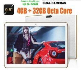 Compra Online 3g usb libre-DHL liberan la PC de la tableta PC del androide 5.1 GPS 2560 * 1600 * 800 de la ROM 4GB RAM 32GB del Octa de la tableta de la pulgada 3G 4G Lte de la pulgada 3G 4G SIM +