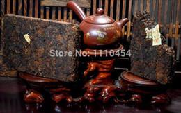 Wholesale g pu er tea premium years old yunnan puer tea pu er puerh tea China slimming green food for health care