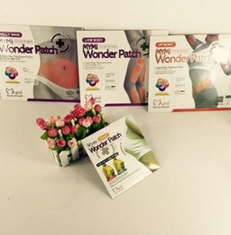 Wholesale MYMI Wonder patch slimming belly Patches Gel Wast patch Mymi Breast Wonder Patch Instant Breast Lift Weight Loss Products DDA3100