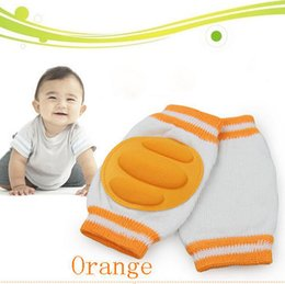 Wholesale Baby Apple Shape Safety Crawling Elbow Cushion Pads kneecap Infants Toddlers Baby Knee Pads Protector leg warmers Gift Drop Shpping