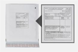 Burbuja de papel kraft en Línea-Blanco Papel Kraft Sobres Bolsa de sobres de papel del sobre de la burbuja Mailer La bolsa 140 * 160 + 40 mm 5.46 Bolsas de Regalo Envío Gratis