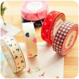 Wholesale Korean fashion sweet and versatile decorative satin cloth tape DIY Arts