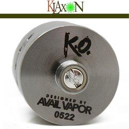 Wholesale NEW PRODUCT AUTHENTIC KO RDA atimozer ATOMIZER BY AVAIL VAPOR U S