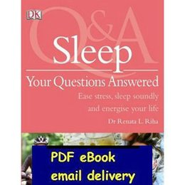 Wholesale Sleep Your Questions Answered Ease Stress Sleep Soundly and Energize your Life