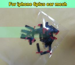Upper earpiece for iphone 6 plus repair replacement ,Ear mesh for iphone6 plus refurbish, for broken iphone repair