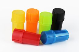 Wholesale Water Tight Air Tight Medical Grade Plastic Smell Proof Easy Way To Transport And Store Your Herbs