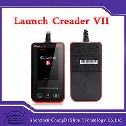 Wholesale Original Launch Creader VII Automobile Full System X431V CREADER Fault Code Reader Launch Creader VII Update on line